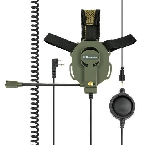 Casca cu microfon model bow-m evo-k - mufa tip kenwood