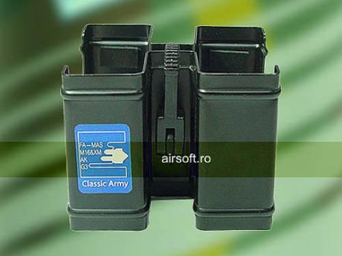 Dispozitiv dual de prindere incarcatoare pt m16