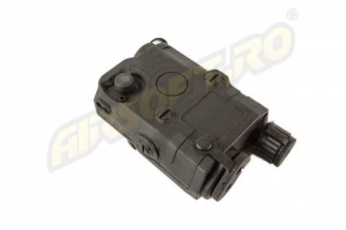 An/peq-15 - cutie pentru acumulator - black