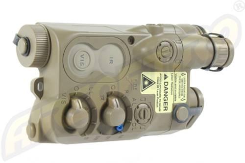 Anpeq 16 style battery case - fde