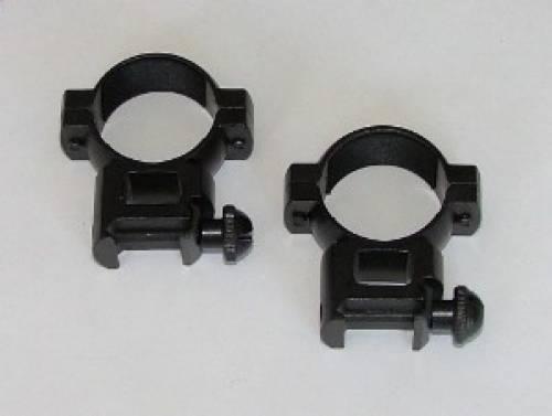 Inele de montare pentru sina de 20 mm
