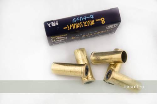 Set 5 cartuse pentru revolver police