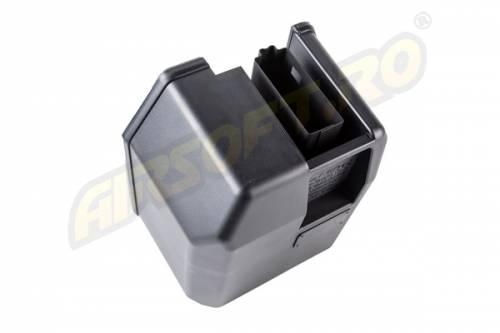 Incarcator de 5000 bile / box magazine pt seria m16 cu adaptor pt seria m4 - next generation