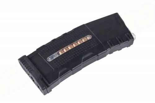 Incarcator negru mid-cap de 150 bile pentru m4/m16