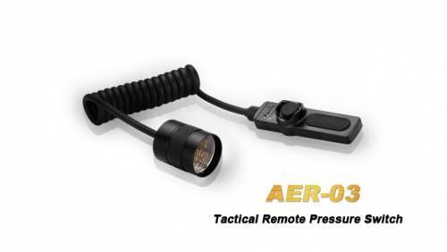 Ansamblu conector model aer-03 pentru lanterna tactica