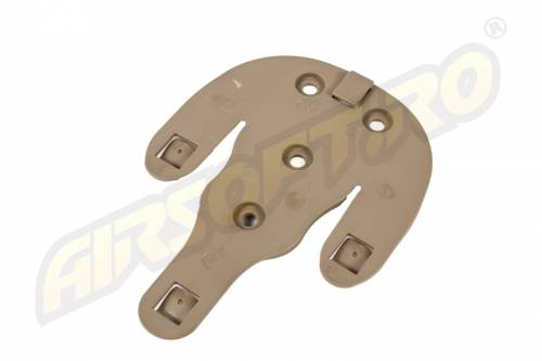 Pmp molle plate system - tan