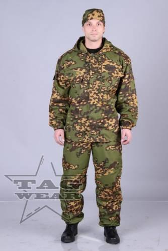 Costum model kzm-p - camuflaj partizan