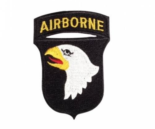 Emblema us airborne