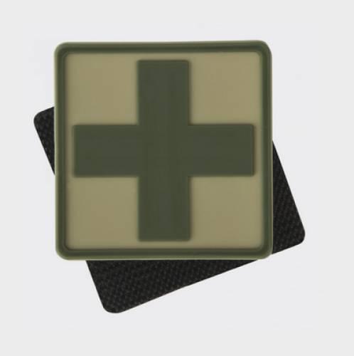 Patch medic - pvc - khaki