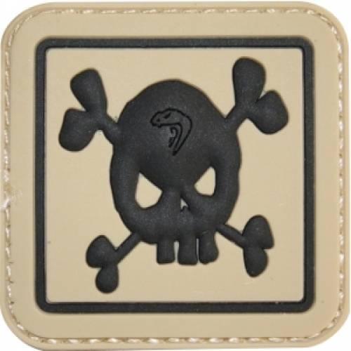 Patch mesaj - skull