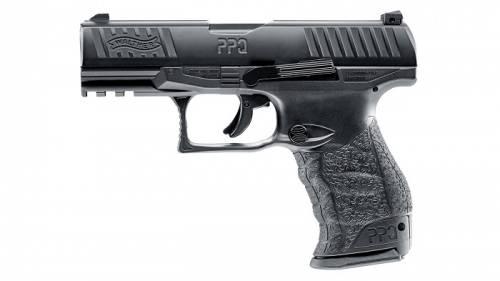 Walther ppq m2 t4e - cal43 - co2 - black