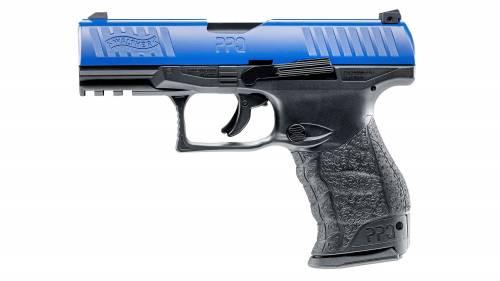 Walther ppq m2 t4e le - cal43 - co2 - blue slide
