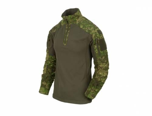 Bluza combat - mcdu - pencott wildwood / olive green a