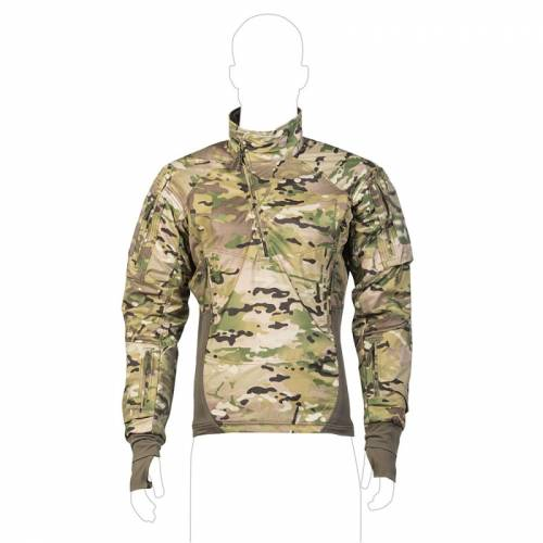 Combat shirt model ace winter - multicam
