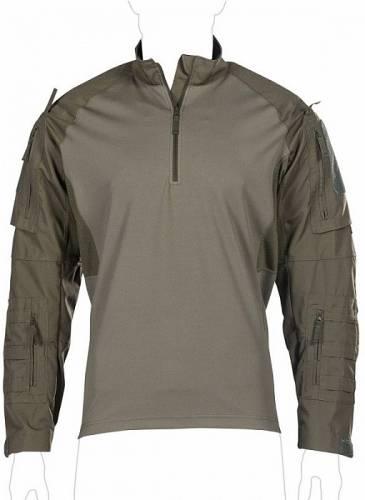 Combat shirt model striker xt gen2 - brown grey