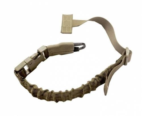 Curea model sling h k hook - quick release - coyote tan