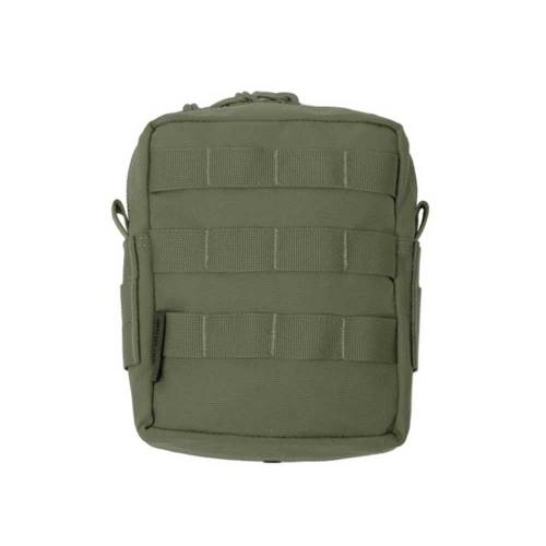 Medium molle utility pouch zipped - olive drab