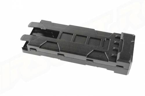 Port de 10 cartuse din polimer pt shotgun - black