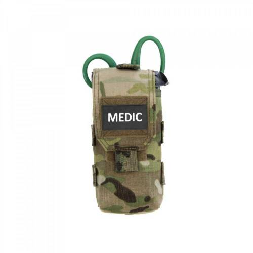 Pouch pentru kit medical - multicam