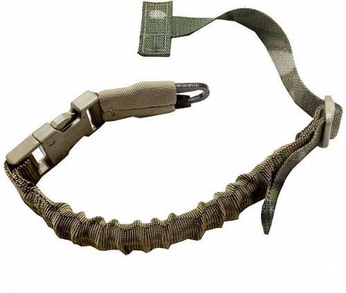 Quick release sling hk hook - multicam
