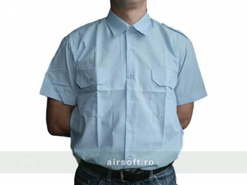 Camasa cu maneca scurta (bleu)