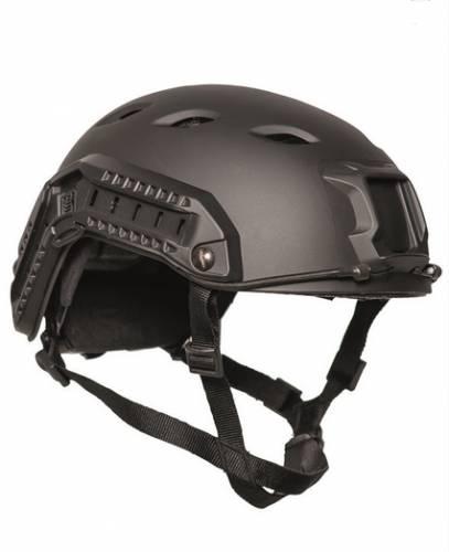 Casca de protectie paratrooper - negru