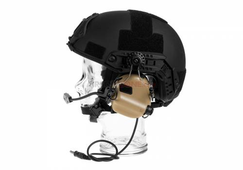 M32h - tactical communication hearing protector fast
