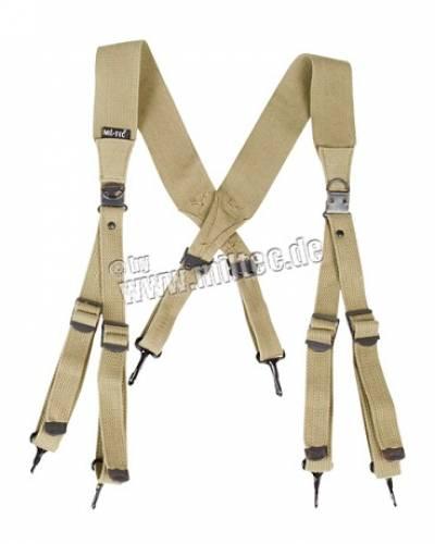 Bretele model m36 repro - khaki