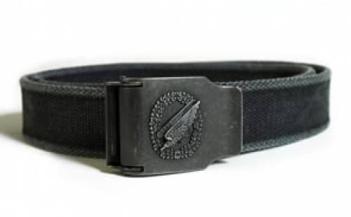 Centura fallschirmjager (negru)