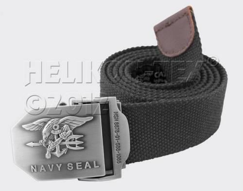 Centura model navy seal (negru)