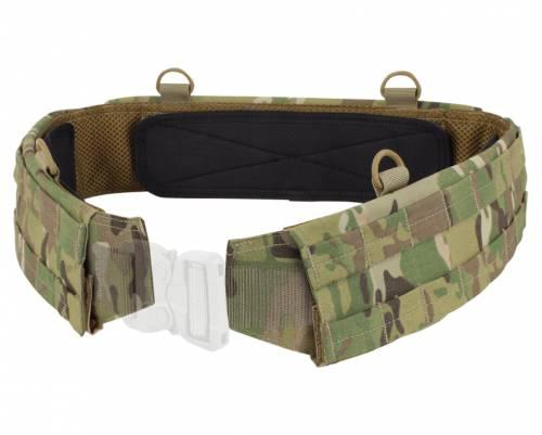Slim battle belt - multicam