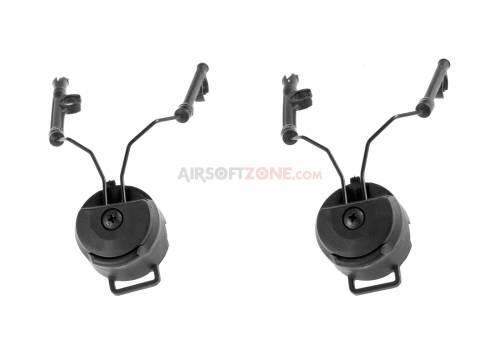 Adaptor rail pentru castile comtac - black