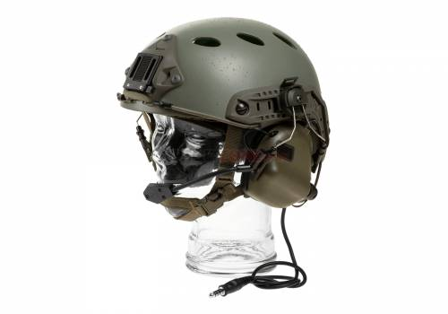 M32h tactical communication - hearing protector - foliage green