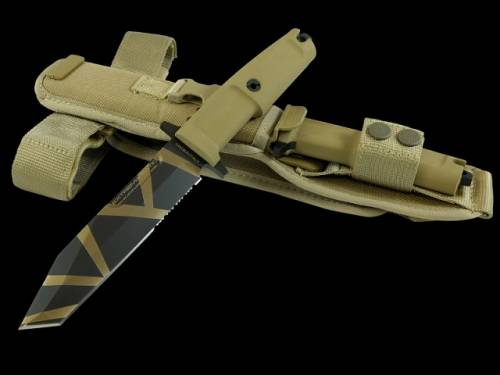 Cutit model fulcrum - desert warfare