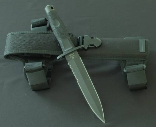 Pumnal model adra - operativo - black