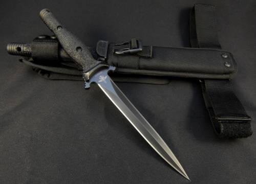 Pumnal model suppressor - ordinanza gis - black