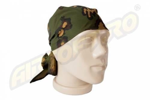 Bandana model kerchief - camuflaj partizan