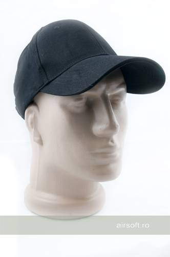 Sapca model baseball (negru)