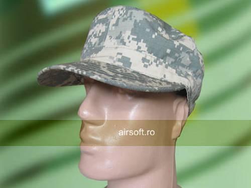 Sapca ripstop camuflaj acu at-digital