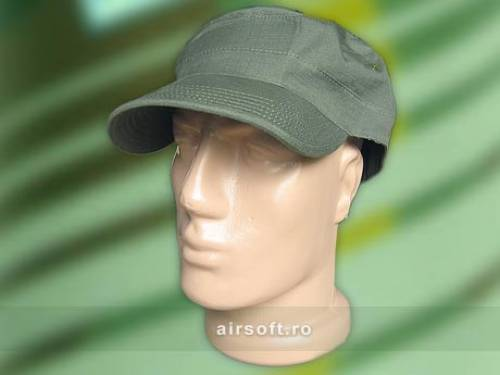 Sapca ripstop - oliv