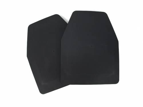 Frame dummy plate - set 2 buc - black