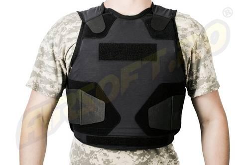 Vesta cu protectie balistica - con2r-3 - xl