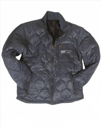Jacheta pentru vreme friguroasa - us- dark blue