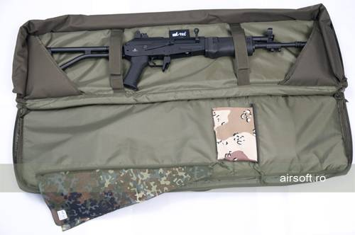 Geanta de transport pentru arma (oliv)