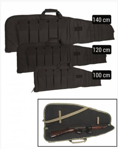 Geanta transport cu port-incarcatore - negru - 120 cm
