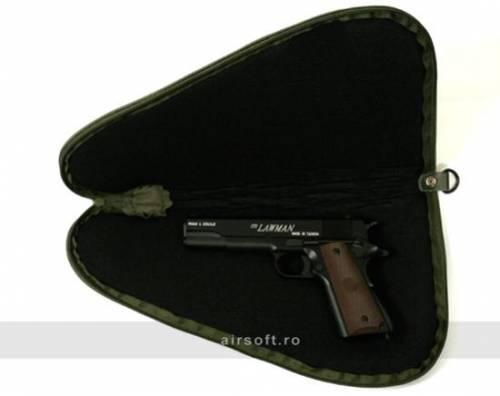 Geanta de transport pentru revolver (oliv)