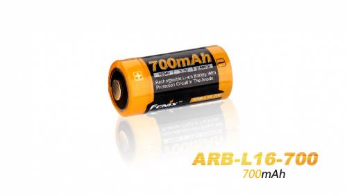 Acumulator arb-l 16-700 - 37v - 700mah