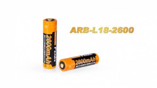 Acumulator arb-l 18650 - 18-2600mah