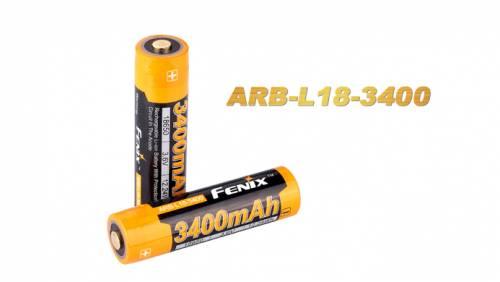 Acumulator arb-l 18650 - 18-3400mah