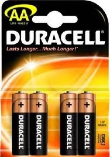 Baterie duracell aa (r6) basic